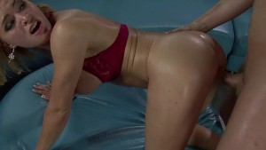 AdultMemberZone - Oily Babe Gets Rammed