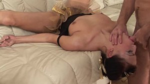 real flexi doll for deepthroat anal