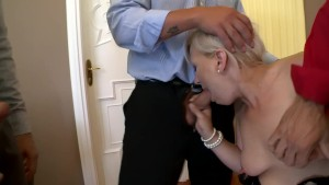 Mature babe takes on a lot of cock - DDF Productions