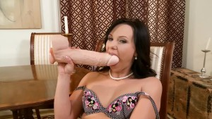 Taking a huge cock - DDF Productions