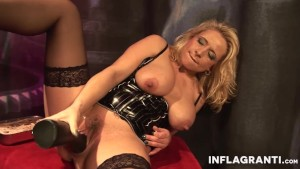 INFLAGRANTI German Mature Dominatrix