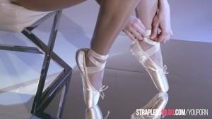 Ballerina Mia Reese s Cock Really Cums