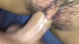 Beautiful THAI Creampie videoed