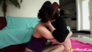 Kylie Ireland and Ashlyn Rae share bodily fluids