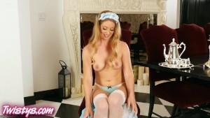Veronica Weston Blonde Porn