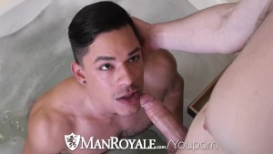 ManRoyale - Benn Heights Tops Ethan Slade