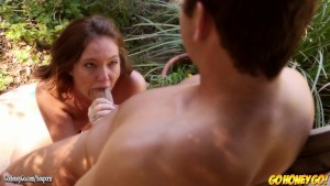 Maddy OReilly fucked and taking a facial