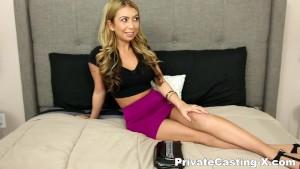 Private Casting X - Viva Las Vegas pussy