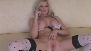 Busty Hottie Offers Her Sweet Pussy