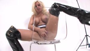 Britney Amber Masturbates