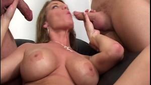 Angry Boss Kayla Quinn Fucks T