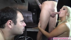 maxcuckold.com Fuck in Front of Her Husband