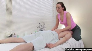 Dagfs - Janessa knows what full service really means