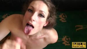British submissive Ava Austen