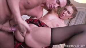 FuckStudies.com - Melisa - Tutor seduces sexy student