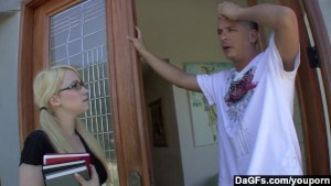 Dagfs - Slutty Ranie sucks and