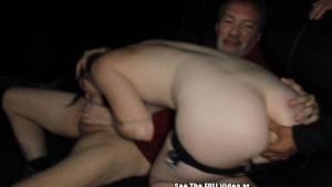 Wild Freckle Gangbang Slut Squ