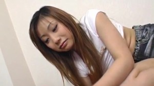 Anna Shinagawa sucks boner and rides it