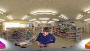 HoliVR 360VR _ JAV VR : MY GF Public Invasion