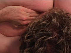 BBW can't stop squirting