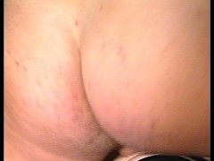 Sucking the cum out of his dick