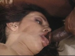 Mandingo men tame white woman (clip)