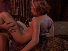 Hot girl gets her pussy rammed by a hard dick