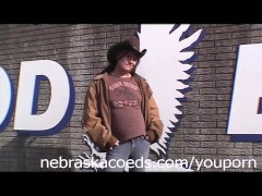 Farmer's Daughter Naked Around Cedar Rapids Iowa Part 2