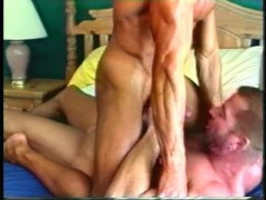 Muscle Men Anal Sex - Iron Horse