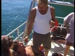 Fuck On Board The Big-Boobs Cruise - Telsev