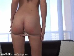 Casting Couch-X Shy girl wants to get fucked on cam