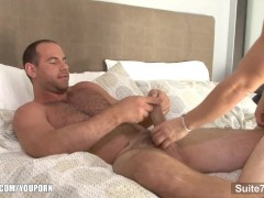 Married guy Ari Sylvio gets fucked by a gay