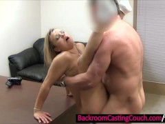 Classic Backroom Insemination Audition