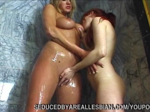 lesbian seduce straight girl