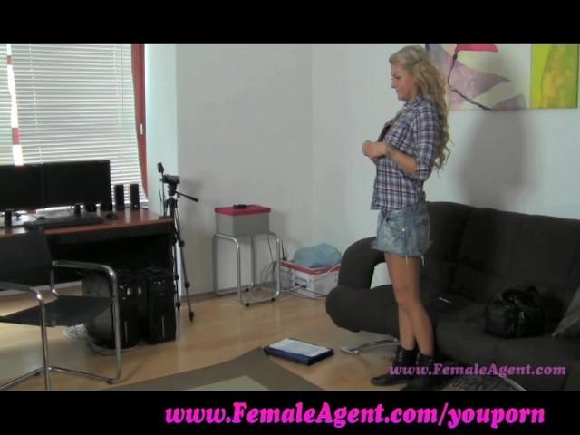 Femaleagent agent of desire - 2 part 8