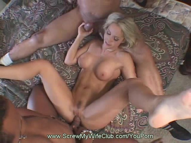 Interracial amateur wife swinger everything