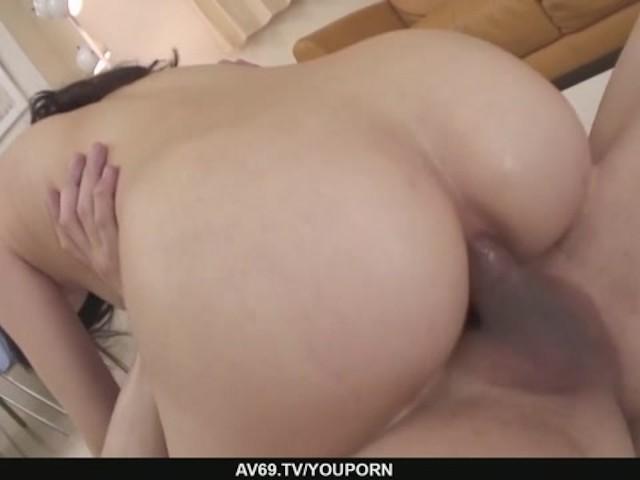 Arisa Nakano Tight Holes Get Double Penetration