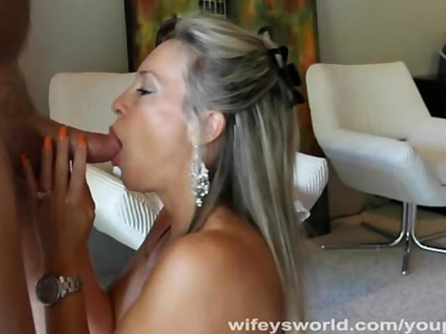 wifey blowjob video clips