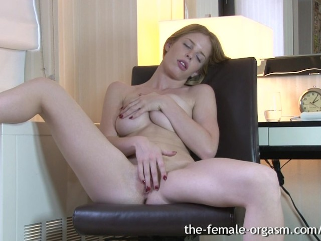 redhead masterbating video free