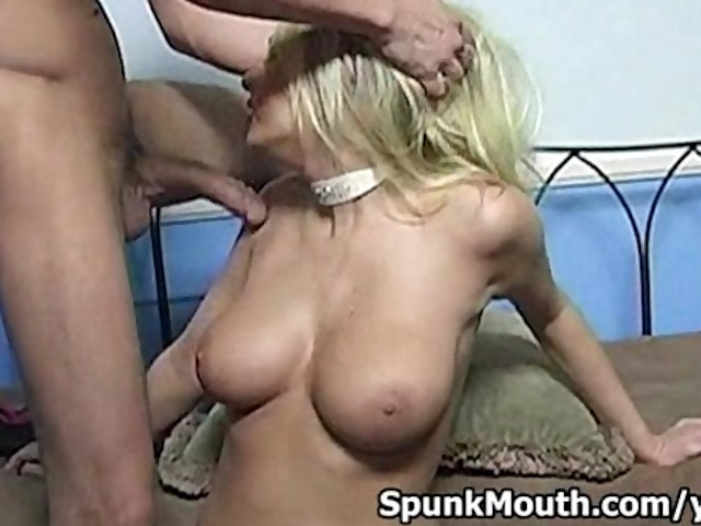 Blond suck then takes it from behind inc anal