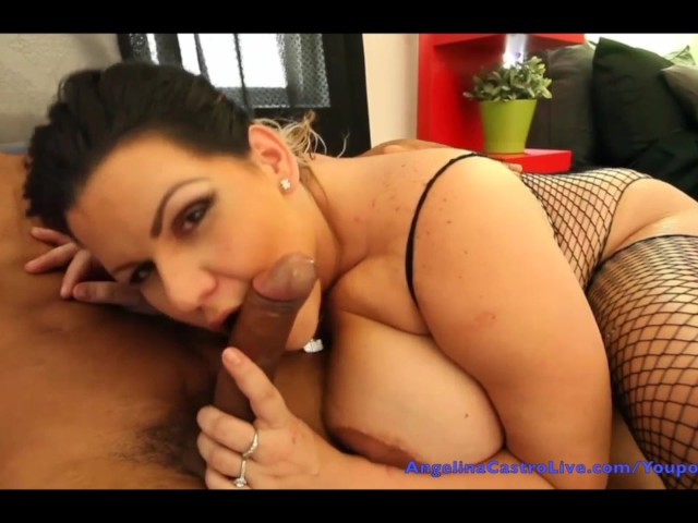 cum in mouth angelina castro