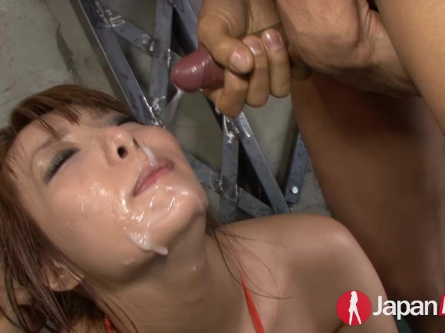 Free asian facial bukkake compilation videos join told
