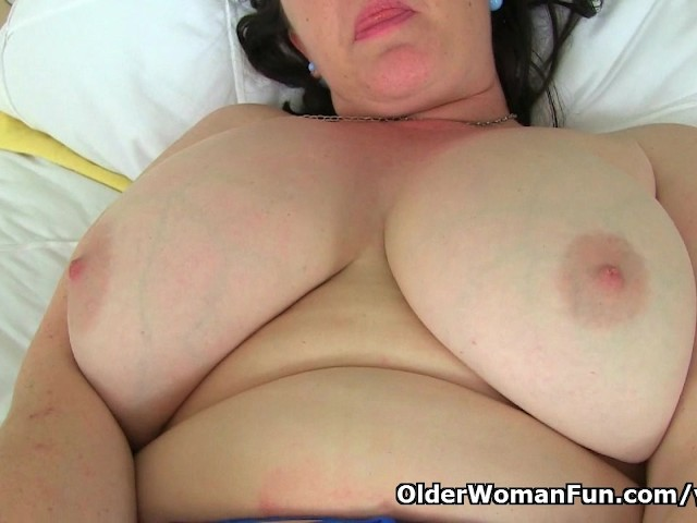 image British milf janey will gladly share her intimate moments