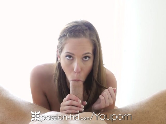 Video. under the sheets blowjob