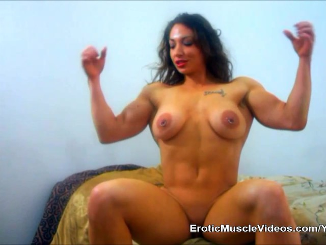 Big Titties and Massive Muscles Bulging Out of Mini Dress - Free Porn Videos - Cliporno