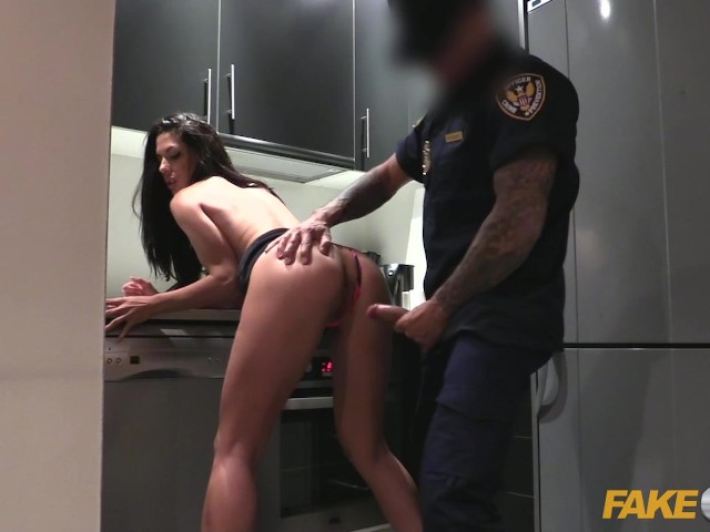 Naked police woman real porn photos