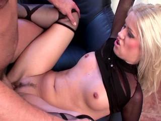 blonde-fucking