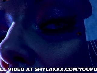 Shyla Stylez and Nika Noir are smoking!...