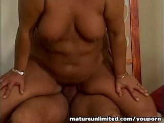 Mom is fucking pounded on the top....