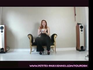 Celine bara casting chez laetitia - 1 part 4